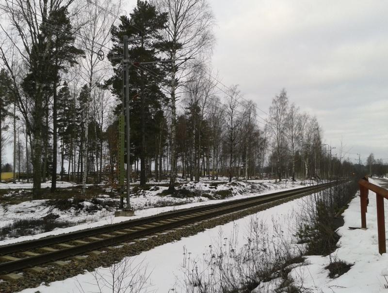 10 mars hosjö järnväg